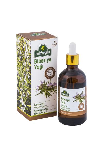 antioksidan özellikli tamamen organik ve doğal biberiye yağı. Arifoğlu güvencesiyle 10dangelsin.com'da.