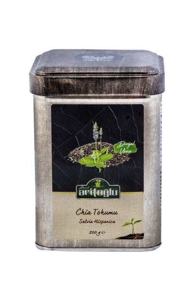 yüksek lif oranına sahip organik ve doğal chia tohumu. Arifoğlu güvencesiyle ve İstanbul içi aynı gün teslim fırsatıyla 10dangelsin.com'da.