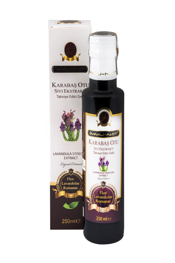 tamamen organik ve doğal İmmunat karabaş otu ekstraktı 10dangelsin.com'da. Hemen deneyin.