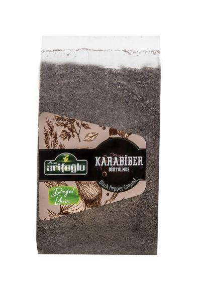 kendine özgü aromasıyla tamamen organik ve doğal öğütülmüş karabiber. İndirimli fiyatlar