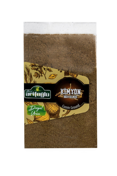 Nadide aromasıyla tamamen organik ve doğal öğütülmüş kimyon.  Arifoğlu kalitesiyle ve indirimli fiyatlarla 10dangelsin.com'da. Kaçırmayın.
