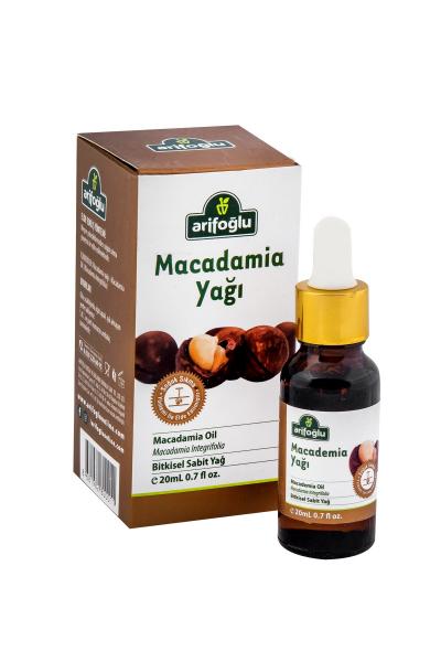 organik ve doğal macadamia yağı. Arifoğlu kalitesiyle 10dangelsim.com'da.