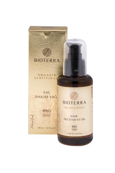 Özel formülünde bulunan yağlar ile saç bakımına yardımcı olur. Tamamen organik ve doğal Bioterra saç bakım yağı Arifoğlu kalitesi ile 10dangelsin.com'da